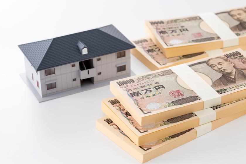アパートとお金
